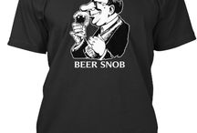 What a FAB t-shirt!  A beer snob!  I'm defianlty one of those!  Ends July 29th so buy it quickly