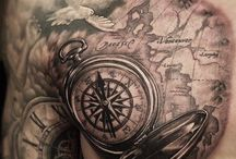 Tattoo Inspiration / Inspiration and ideas for potential tattoo concepts i have for myself :D