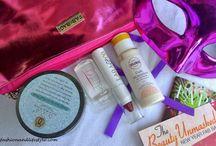 Beauty Box / Beauty Box / by indianfashionandlifestyle.com