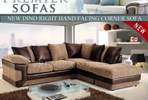 NEW SOFA RANGES FROM PREMIER SOFAS