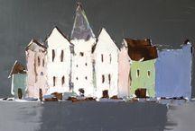 Buildings (paintings)