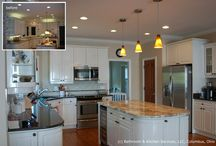 Strategic Kitchen Remodels / Kitchen remodels using strategic updates to get the most for the budget.