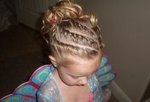Hair baby