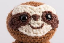 crochet - sloth