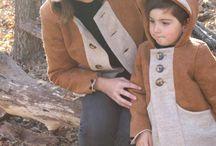 Anneler ve kızları-mum and child