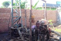 Drilling machine artesian well / serve drilling water depth of approximately 100 meters +6285 755 30 90 20