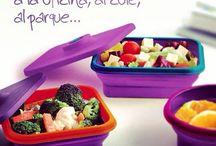 Comer fuera de casa / Todos los utensilios e ideas para que cuando comas fuera de casa puedas llevarte tu propia comida.