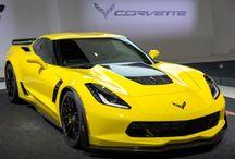 Corvettes / Corvette car's / by D Delong