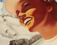 Ramsau vintage posters