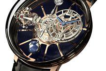 Watches & Clocks / by Aubrey Miller