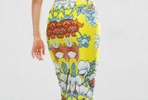 Крой-02 Платья Dresses&Patterns / Выкройки женских платьев