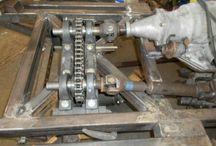 Stroje, mechanika