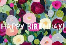 Birthday wishes ***