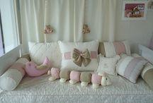 beşik yastıkları