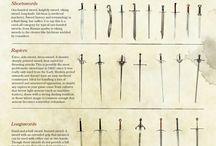 Swords.Medieval