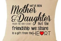 DAUGHTERS & MUMS