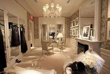 Closets and Dressing Rooms / by Marion Sanchez