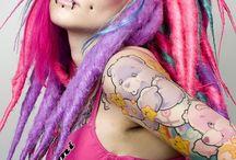 Admire the Body Art / by Caressa Garcia