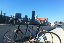 NYC by Bike / Get to NYC, buy a vintage bike, run 150km in 4 days and get inmense fun in Manhattan, Queens and Brooklyn