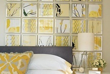 Decor: Walls / Wallpaper and paint ideas, wall decorations and more / by Lisa