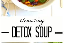cleansing detox recipies