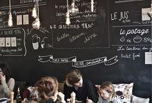 Restaurant- interior design
