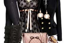 Date Night Outfits / by Britney Voight