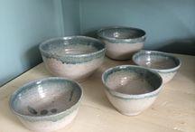 Papillon -my pottery