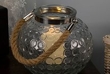 Beautiful Candles and Candle Holders