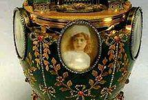 Csar Nicholas ll and Alexandra Romanov