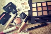 Make me up / Beauty and make up / by Brandi Webb