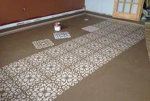 Gøye ting med betong gulv