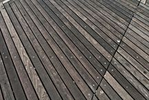 Deck floor outdor
