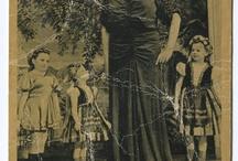 Vintage Postcards Stare Pocztówki