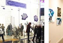 Pop Up Galleries