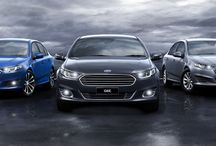 Ford Falcon Australia / 2016 heralds the end of an Australasian icon. The Ford Falcon: 1960 - 2016