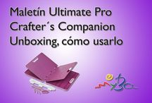 Maletín Ultimate Pro Crafters Companion