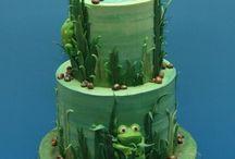 dort žába