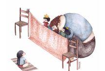 Illustration for littles.