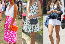 Summer Festival Style / by All The Shoes