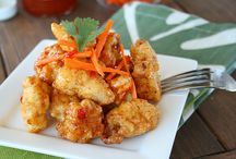 {Recipes} Chinese food - homemade