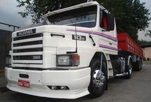 T SCANIA TRUCKS (BRASIL) / TruckSs of the sweden brand SCANIA,in Brazil.