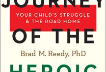 The Journey of the Heroic Parent / When a child is hurting, it can be the most painful challenge a parent will face. With compassion and perspective, Dr. Brad Reedy offers hope and wisdom for children who struggle and the parents who love them. The Journey of the Heroic Parent will take you on a journey to a happier, healthier relationship with your struggling child—and yourself. Through lessons learned, mother, father, and child will achieve greater understanding, love, and humanity—no matter what the outcome.
