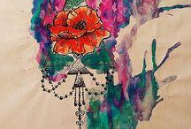 Malen und Zeichnen