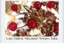 Healthier Desserts / by Stefanie Singleton