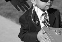 ♥ Wedding Guys / Groomsmen pics, outfits, & shenanigans... http://www.pinterest.com/dsbweddingguru/ / by Spokane Wedding Guru Consulting