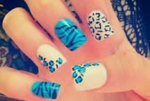 nails / by Dasha Ziegler