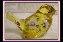 Fenton Glass, W.V. / by Beth Larrick