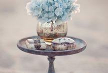 #BLUE#WEDDING / Wedding