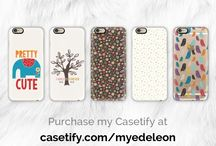 iPhone and Android Cases / by Mye De Leon